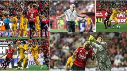 Tijuana 1-1 Tigres