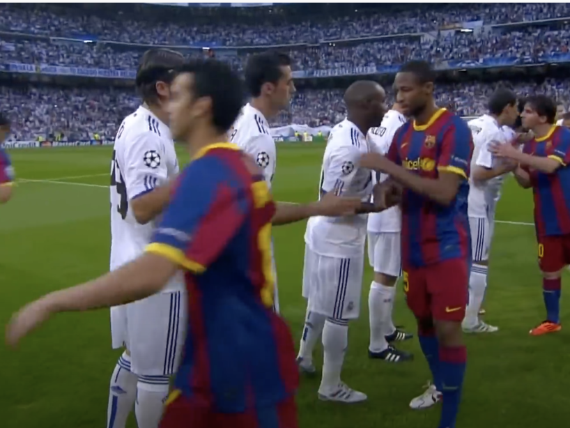 R. Madrid vs Barcelona, UCL 2011, 4.png