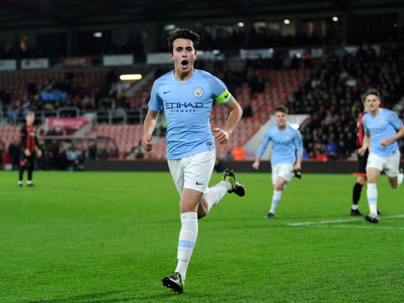 AFC Bournemouth v Manchester City - FA Youth Cup 6th Round