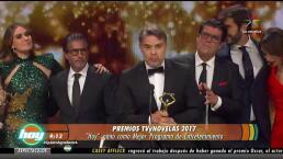 Revive lo mejor de los Premios TVyNovelas