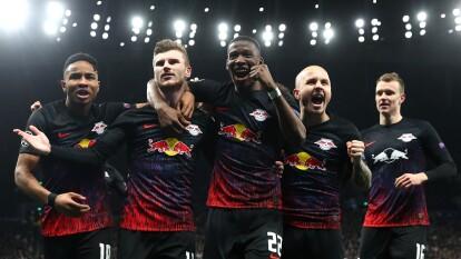Leipzig gana por la mínima diferencia ante Tottenham en los Octavos de Final de ida en la UEFA Champions League y volverán al Red Bull Arena para intentar sellar su pase a la siguiente ronda.