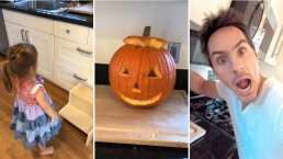 Kailani y Mauricio Ochmann ya están listos para celebrar Halloween