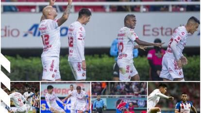 Guadalajara cae en casa por la mínima diferencia y duerme en la posición 16 de la tabla general. Ariel Nahuelpán anotó por los visitantes al minuto 23'.