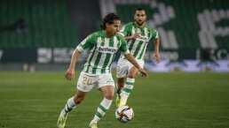 Pellegrini anuncia reaparición de Diego Lainez con el Betis