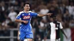 Jugar en Italia llevará al 'Chucky' Lozano a una liga top
