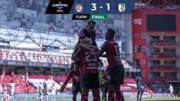 ¡El infierno arde! Toluca vence 3-1 a Querétaro con serie de golazos