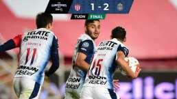 Necaxa 1-2 Chivas | El Rebaño llega al Clásico con una victoria