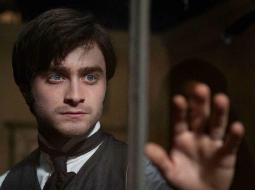 12. La Dama de Negro: Cinta (2012) protagonizada por Daniel Radcliffe, provocó más bostezos que sustos.