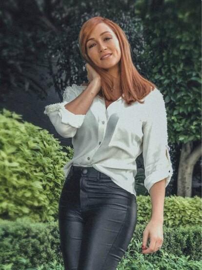 Laura Vignatti emprende un nuevo proyecto en la televisión, se trata de 'La Mexicana y El Güero', telenovela de Nicandro Díaz y en la que ya sorprendió con su personalidad camaleónica al mostrar un radical cambio de look. A continuación, te compartimos otros de sus estilos.