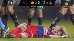 Dorados elimina a Chivas y avanza en la Copa MX