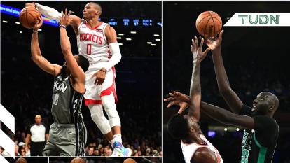 En esta segunda semana de NBA, la estrella Lebron James se muestra comprometido con su equipo, mientras que los Warriors pierden a Stephen Curry por lesión y la batalla continúa.