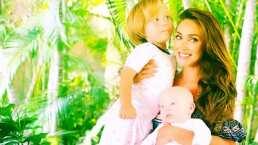 Anahí enamora con las tiernas carcajadas de su hijo Emiliano