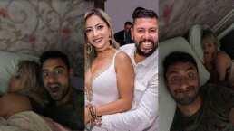 Confirmarían que el asesino del futbolista del Sao Paulo lo invitó a dormir con su esposa