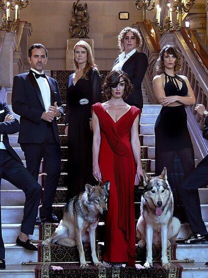 Paz Vega encabeza el elenco de 'Cuna de Lobos', el segundo proyecto de Fábrica de sueños.