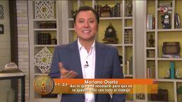 Mariano Osorio: La manera de hacer las cosas