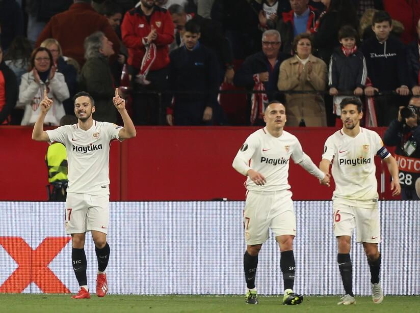 Sevilla v SS Lazio - UEFA Europa League Round of 32: Second Leg