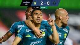 ¡Adiós invicto! Pumas pierde ante León y Talavera fue expulsado