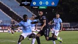 Cancún FC aumenta mal arranque tras empate con Cimarrones