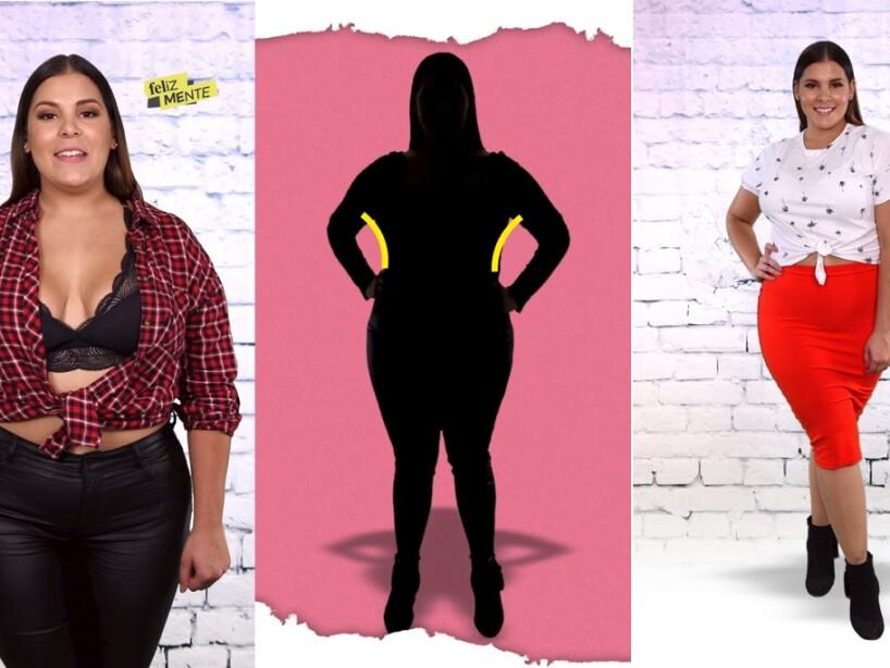 Ideas de estilo para chicas curvy con cuerpo de 'reloj de arena'