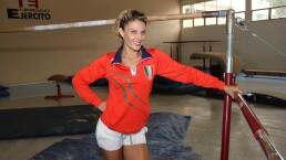 Thaily Amezcua revela su secreto para convertirse en entrenadora de gimnasia