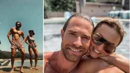 Sebastián Rulli y Angelique Boyer encienden TikTok y lo hacen con candente bailecito