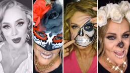 Los mejores disfraces de Erika Buenfil que han impactado en redes sociales