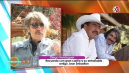 Joan Sebastian y Diego Verdaguer, dos talentos que se encontraron con la música