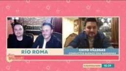 Bronco, Los Temerarios, La Adictiva y Calibre 50 son las agrupaciones favoritas de Río Roma