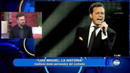 Descubre todo lo que no sabías de Luis Miguel