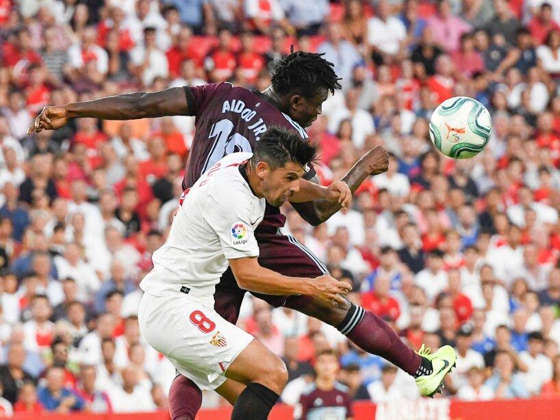 Sevilla - Celta, La Liga 7.jpg