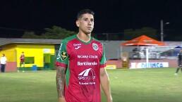 De México a Honduras: hijo de Martín Palermo debutó con el Marathón