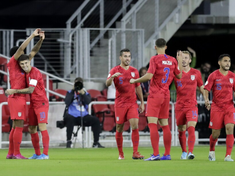 CONCACAF Cuba US Soccer
