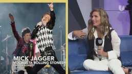 Así fue como Mick Jagger intentó conquistar a ¡Montserrat Oliver!