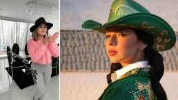 Gomita le entra a reto de Ángela Aguilar y demuestra lo bien que le sale el #EnRealidadChallenge
