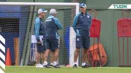 Víctor Garcés confirma que Siboldi seguirá pase lo que pase en Cruz Azul