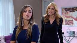 C45: Alma no resiste abofetear a Patricia por traicionera
