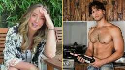 """Emmanuel Palomares presume su marcado abdomen y Andrea Legarreta dice: """"Casi me desmayo"""""""