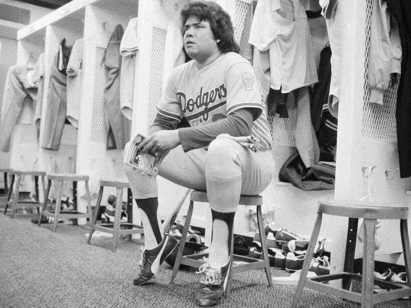 Baseball Fernando Valenzuela