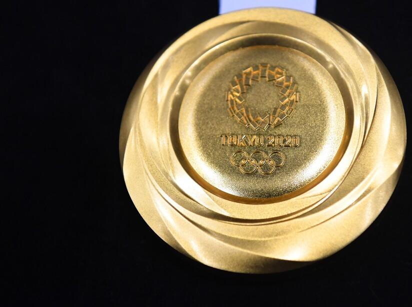 Las medallas de los Juegos Olímpicos de Tokio 2020