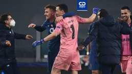 Marchesín, feliz de mantener un sueño llamado Champions League