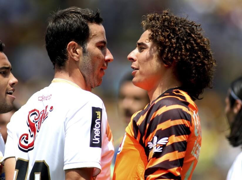 Ambos arqueros han sido exitosos a nivel de clubes o a nivel de selección nacional.