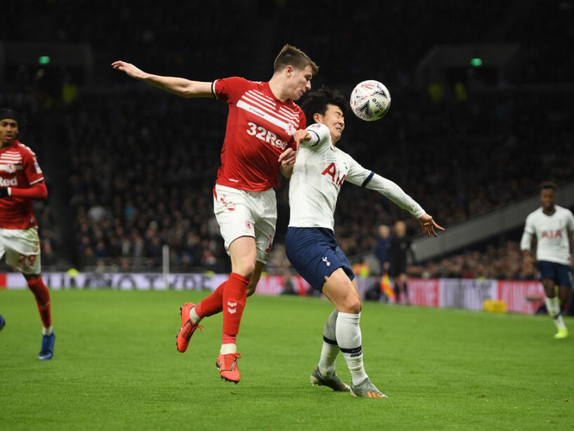 Tottenham Hotspur v Middlesbrough FC - FA Cup Third Round: Replay