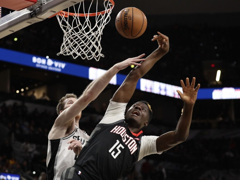 San Antonio Spurs 135-133 Houston Rockets