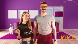 Vlog de Kika: ¡Rutina de ejercicios en pareja!