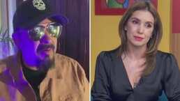 Pepe Aguilar habla por primera vez de la muerte de su madre y le regala un emotivo consejo a Andrea Escalona