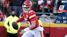 Kansas City vence a Tennessee y va al Super Bowl LIV