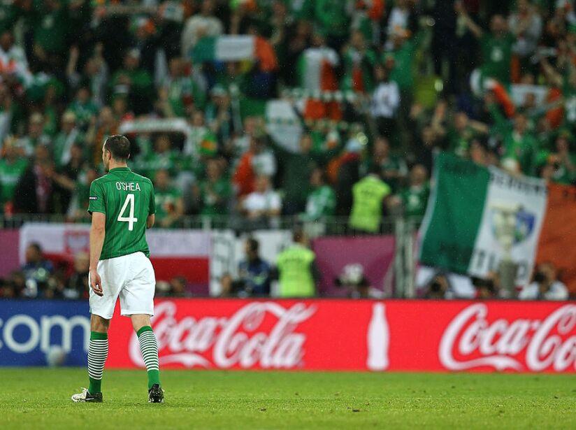 Spain v Ireland - Group C: UEFA EURO 2012