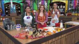 Cocinando y celebrando: Elizabeth Álvarez nos prepara un delicioso 'Latte de calabaza'