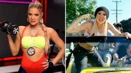 Erika Buenfil luce idéntica a Gwen Stefani y Fergie con este filtro en Instagram