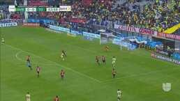 Mendoza le robó el gol a Gio
